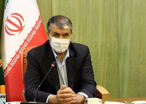 محمد اسلامی وزیر راه و شهرسازی