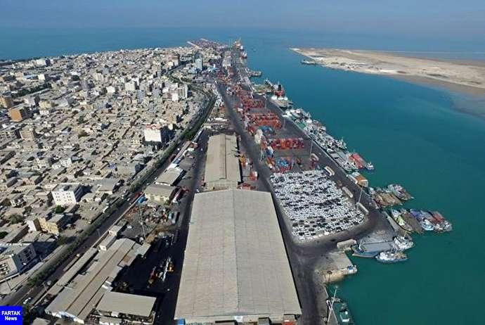 ۴۵ میلیون تن کالا در بنادر بوشهر تخلیه و بارگیری شد