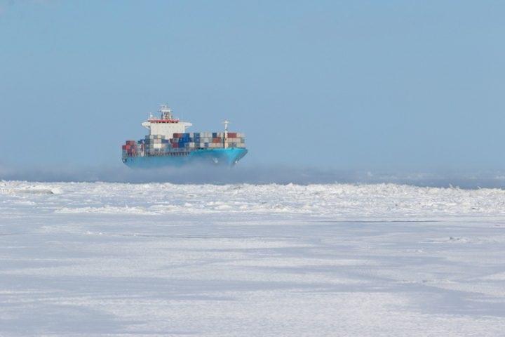 آیا دریای شمال میتواند جایگزین کانال سوئز باشد