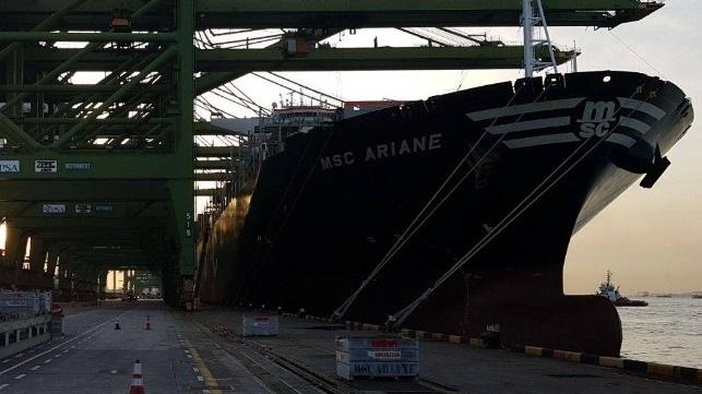 سوخت فاقد کیفیت دومین خط کشتیرانی جهان را از کار انداخت