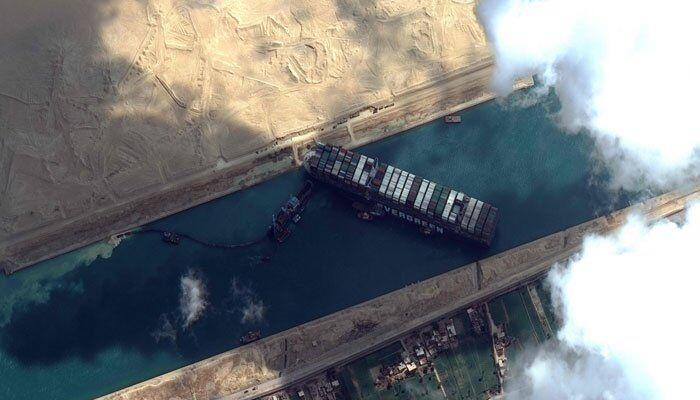 مصر ۵۵۰ میلیون دلار از کشتی ژاپنی «اِورگیون» غرامت خواست