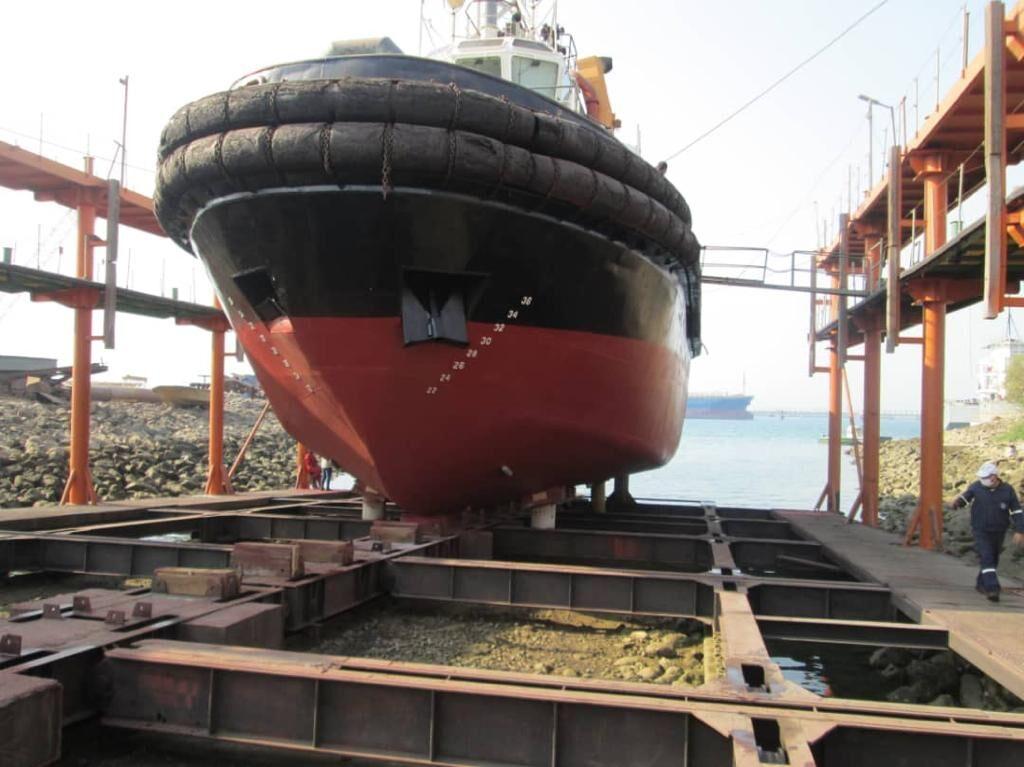 یدککش شهید حقگو به چرخه خدمات حمل و نقل دریایی بازگشت