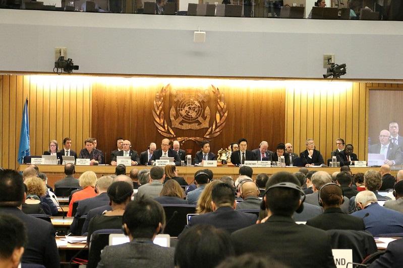 توافق اعضای IMO برای تأسیس صندوق 5 میلیاردی تحقیق و توسعه کربنزدایی