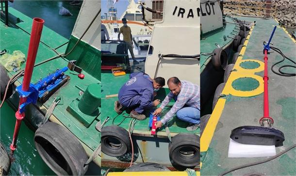 جرای عملیات آبنگاری در 16 بندر و محدوده دریایی هرمزگان