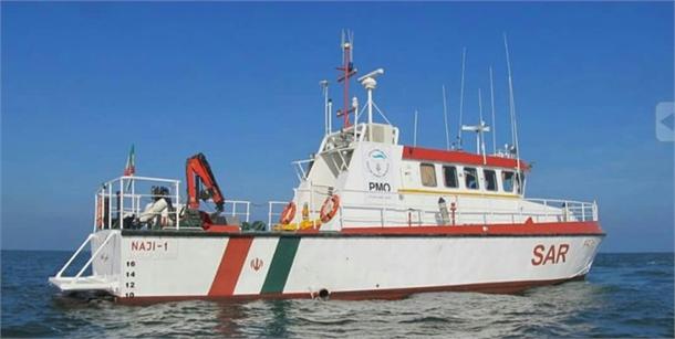 ارتقاء توان عملیاتی تیم جستجو و نجات دریایی بندرامیرآباد