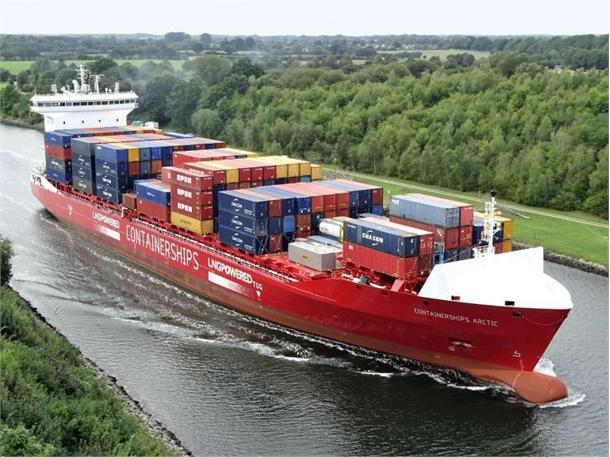 با بزرگترین کشتی های کانتینری دنیا آشنا شوید