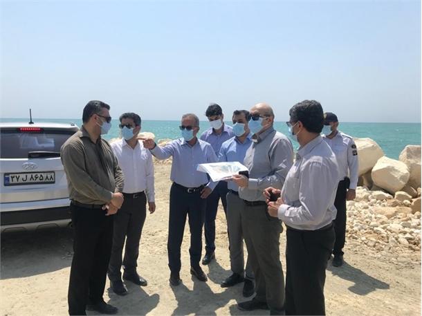 اجرای 2 پروژه بزرگ عمرانی در بندر بوشهر