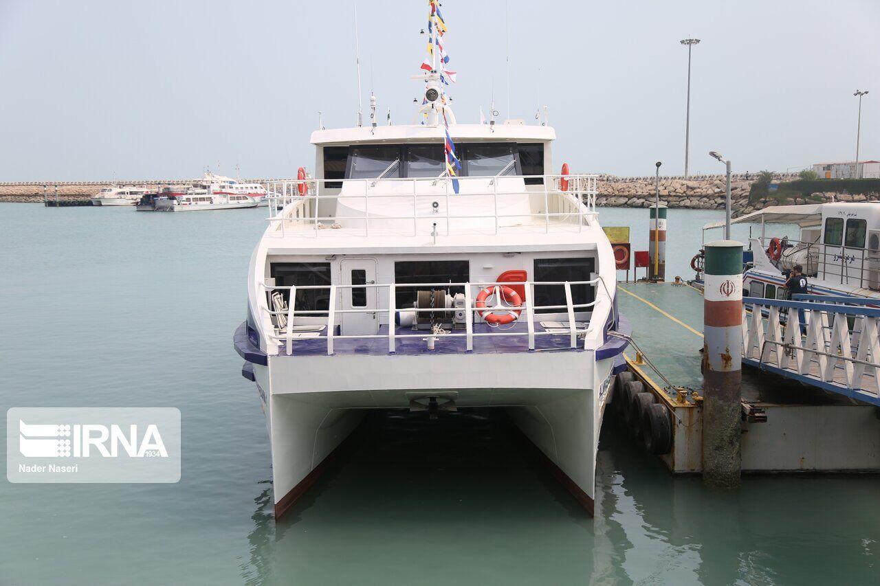 سامانه الکترونیکی صدور بلیت سفرهای دریایی در بوشهر فعال شد