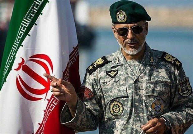 ناوگروه ۷۵«نداجا» توانمندی دریامانی و اقتدار ایران را نشان داد