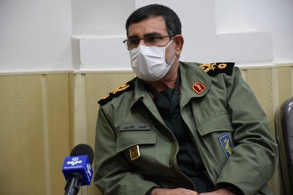 روح شجاعت شهید مهدوی در نیروی دریایی سپاه جاری است