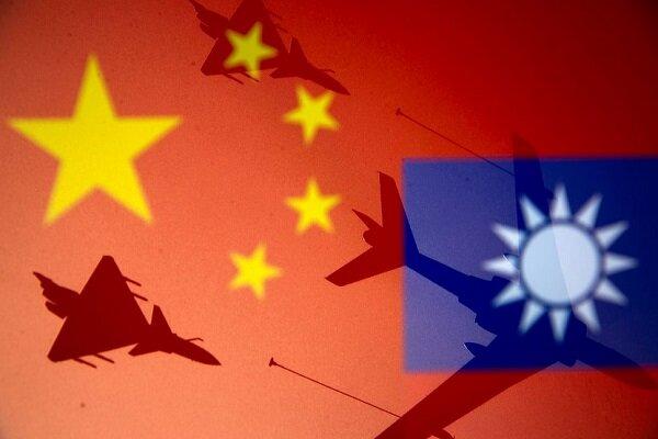 پکن: تایوان دست از تبانی بردارد
