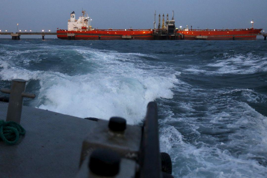 انتقال نفت سنگین ونزوئلا توسط سوپرنفتکش ایرانی