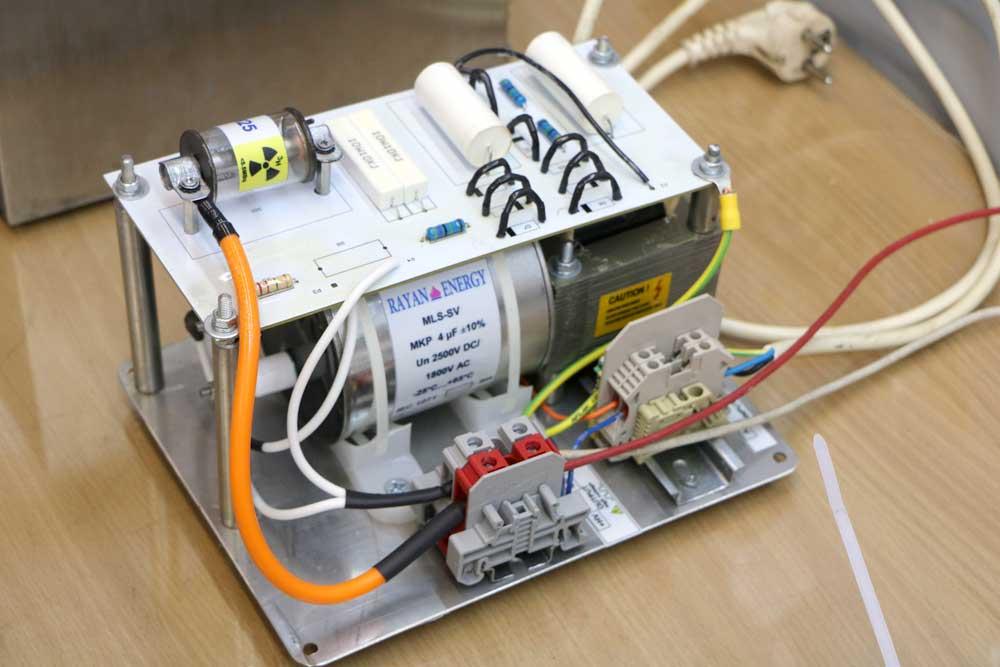 بومیسازی سیستم جرقهزن توربینهای SGT200 زیمنس در منطقه سیری