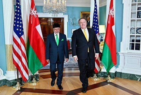توافق دریایی آمریکا و عمان