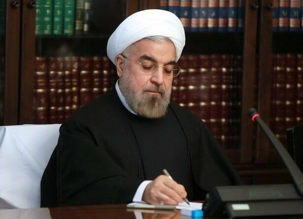 حسن روحانی - رئیس جمهور ایران