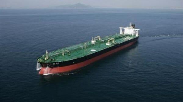 حملونقل نفت با کشتی نفتکش