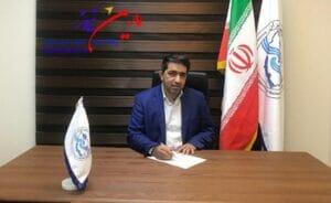 حسین ابراهیمزاد فاضل رئیس هیئت مدیره انجمن مهندسی دریایی ایران