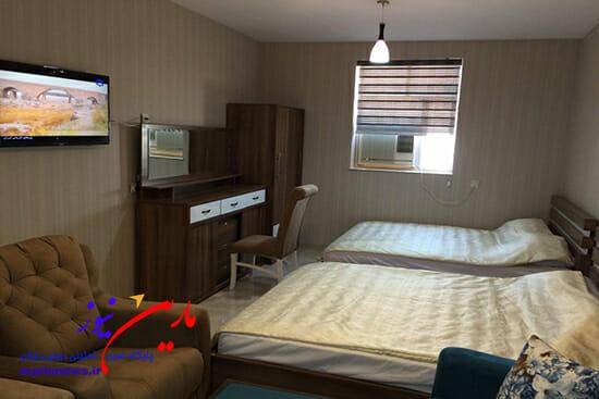 اولین هتل جزیره هرمز در نوروز 97 افتتاح خواهد شد