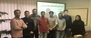 برگزاری دوره آموزشی تهیه و تدوین کتابچه تعادل و پایداری شناور توسط انجمن مهندسی دریایی ایران