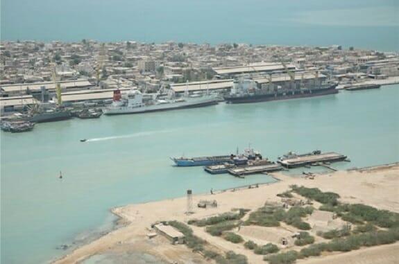 نگین بوشهر اسیر آلایندههای اسکله