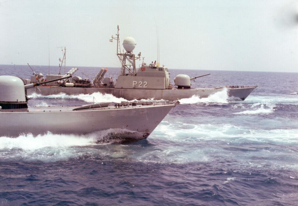 ناوچههای نیروی دریایی راهبردی ارتش