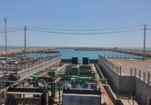 تاسیسات آب شیرین کن دریا