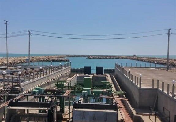 تمدید مجوز بهرهبرداری آبگیر کارخانه آب شیرینکن چابهار