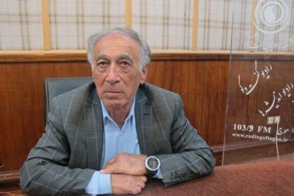 فروزان زیادلو مدیر سابق امور سرمایه گذاری دبیرخانه شورای عالی مناطق آزاد