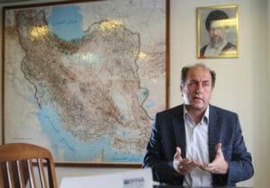 مدیر کل تقسیمات کشوری وزارت کشور- سعید جلالی