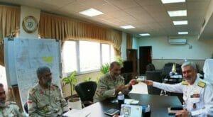 دیدار امیر رستگاری با فرماندهی مرزبانی نیروی انتظامی