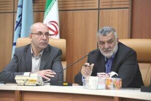 وزیر جهاد کشاورزی و رئیس سازمان شیلات
