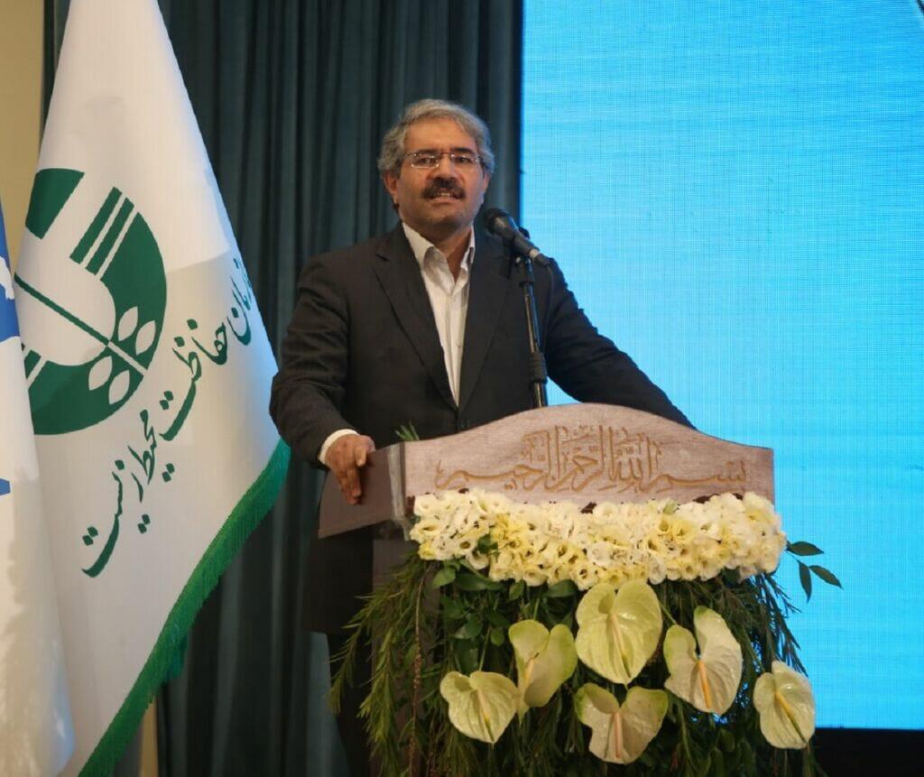 احمدرضا لاهیجان زاده - معاون دریایی سازمان حفاظت محیط زیست