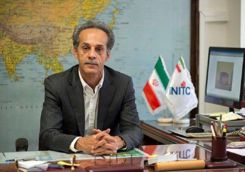 کاپیتان نصرالله سردشتی - مدیرعامل شرکت ملی نفتکش