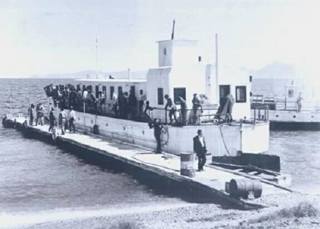کشتیرانی در دریاچه ارومیه در عصر قاجار