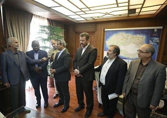 تقویت همکاریهای بینالمللی از سیاستگذاریهای منطقه آزاد کیش است