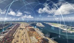 هوشمندسازی و اینترنت اشیا بنادر