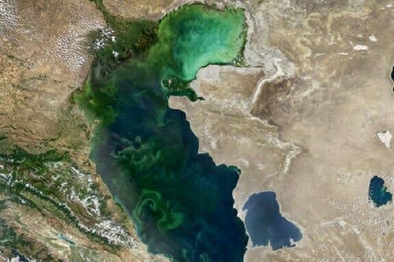 دستکاری اکوسیستم دریای خزر تبعات منفی به همراه دارد