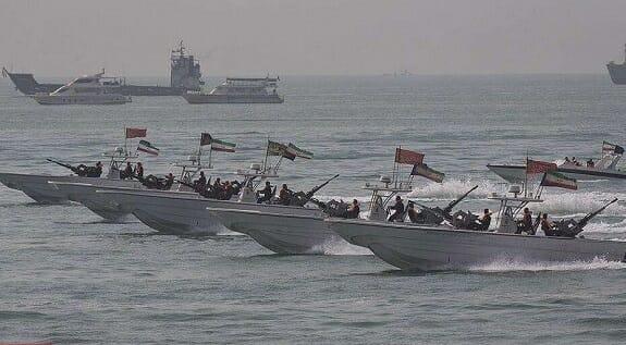تحویل تجهیزات جدید پدافند جنگ نوین به نیروی دریایی سپاه