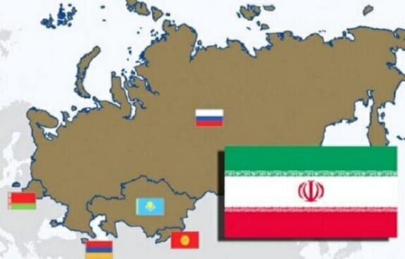 «اوراسیا» دروازه جدید تجاری برای ایران/ فرصتی که نباید از دست داد