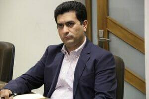 علی شریفی دبیرکل اتحادیه مالکان کشتی ایران