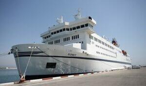 خط کشتیرانی بوشهر-قطر