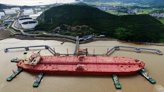 پنج نفتکش غول آسایی که از رده خارج شدند