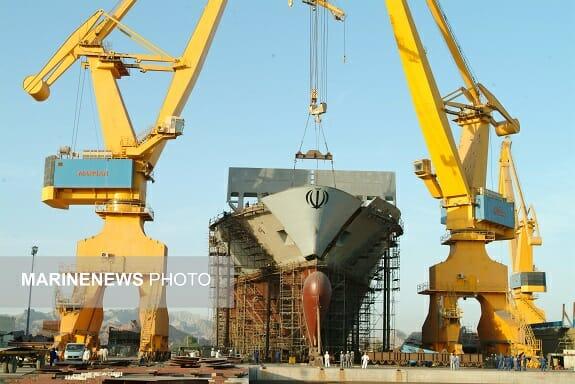 جایگاه کشتی سازی در ایران کجاست؟