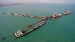 اسکله منطقه ویژه اقتصادی خلیجفارس