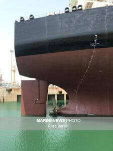 تعمیر چهارمین نفتکش غول پیکر دنیا در ایزوایکو