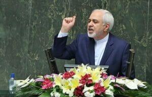 محمدجواد ظریف وزیر امورخارجه ایران
