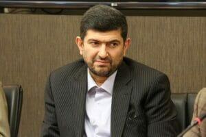 محمدرضا مدرس خیابانی مدیرعامل کشتیرانی