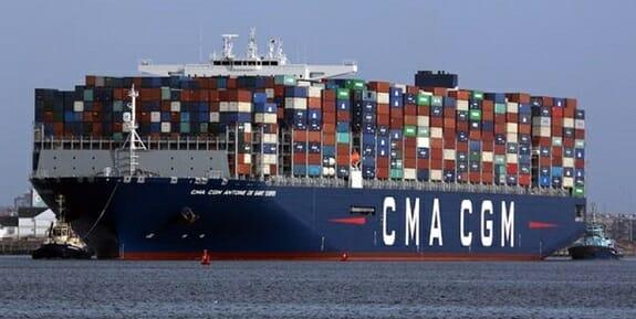 افزایش قیمت شرکتهای بزرگ کشتیرانی در خلیج فارس