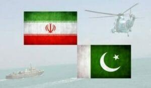 همکاری دریایی ایران و پاکستان