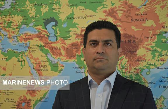 مهندس شریفی دبیر اتحادیه مالکان کشتی ایران